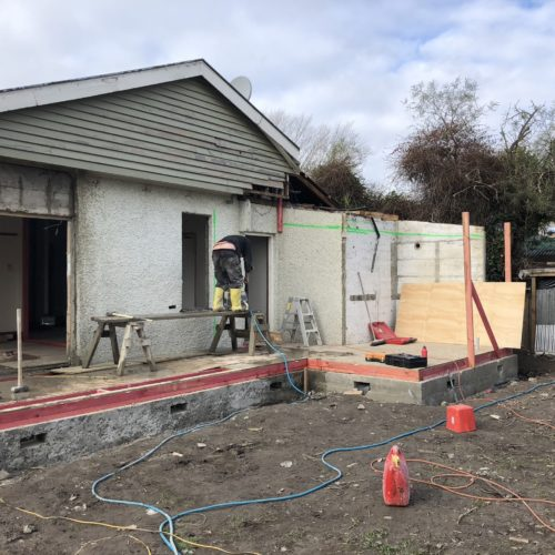 Extension / Alteration in North Canterbury by Code Construction