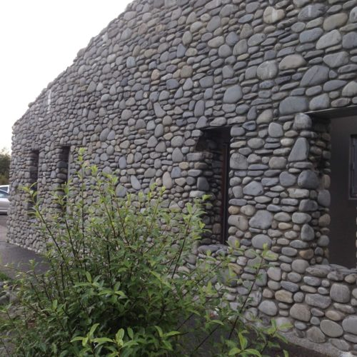 Stone repairs done by Code Construction in North Canterbury