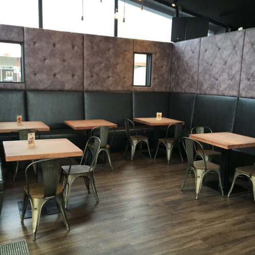Renovation in Rangiora of the Winnie Bagoes restaurant by Code Construction